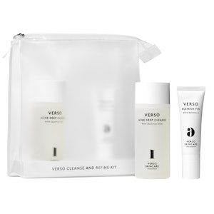 Verso Cleanse and Refine Kit