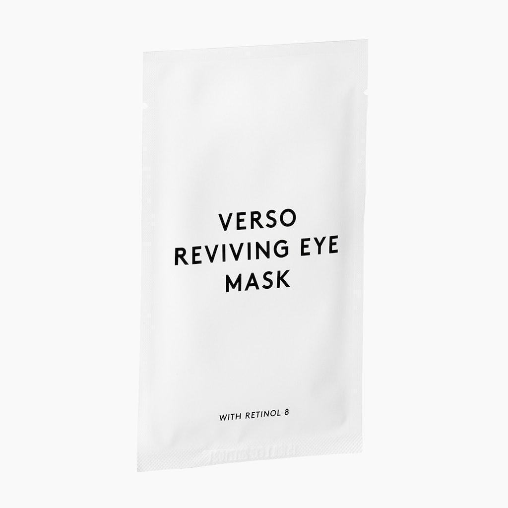 Verso Reviving Eye Mask 4 pack