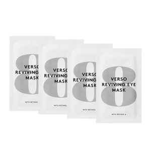Verso Reviving Eye Mask 4 pack