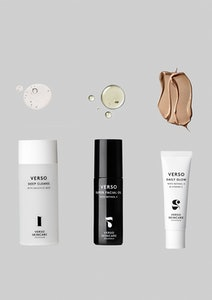 Verso Glow Boost Routine
